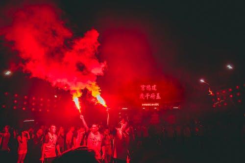 Gratis arkivbilde med brann, fakkel, feiring, festival