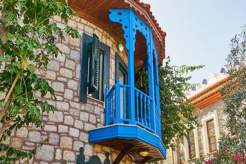 Imagine de stoc gratuită din arhitectură, balcon, cămin, clădire