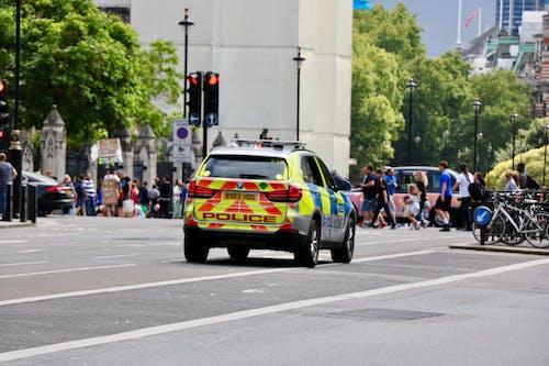Foto stok gratis London, mobil polisi, polisi metropolitan