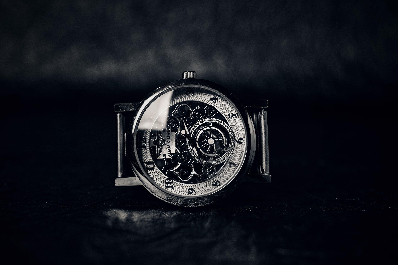 Kostenloses Stock Foto zu analogon, antik, armbanduhr, chrom