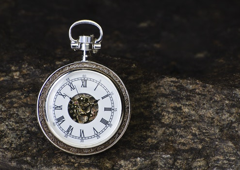 Free stock photo of time, watch, round, classic