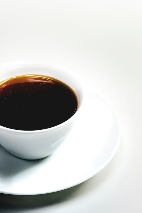Photos gratuites de blanc, boire, café, café noir