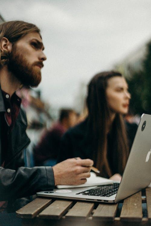 교육, 기술, 남자, 노트북의 무료 스톡 사진