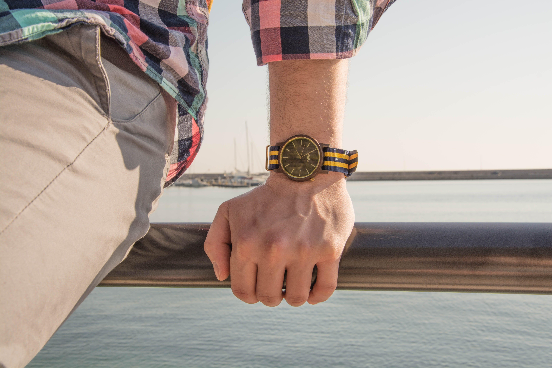 Free stock photo of sea, coast, italy, wooden watches