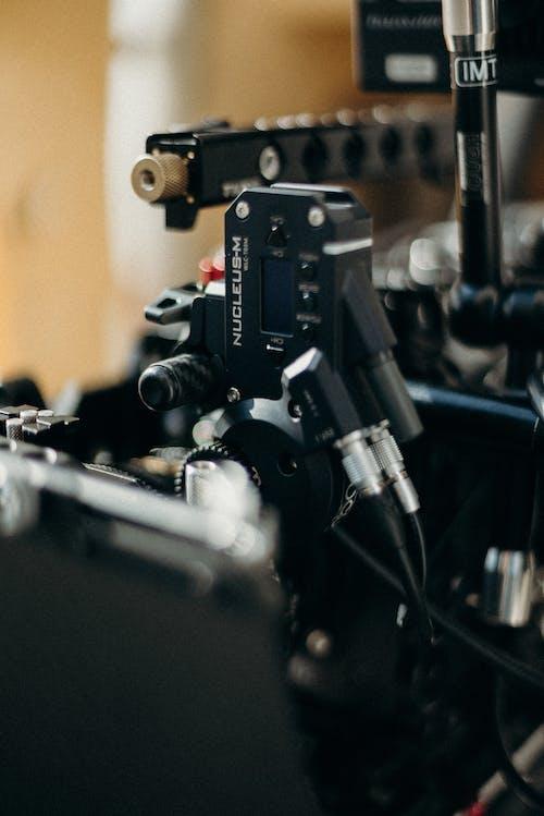 Foto profissional grátis de aço, aparelho, aparelhos, close
