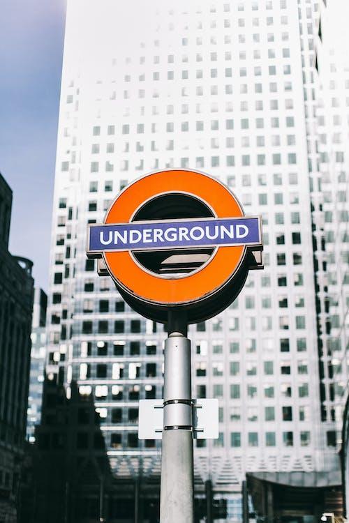 ガイダンス, シティ, シンボル, ロンドン地下鉄の無料の写真素材