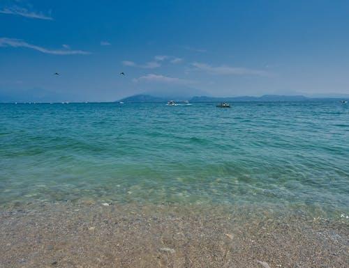 Бесплатное стоковое фото с berscia, белый, белый песок, берег