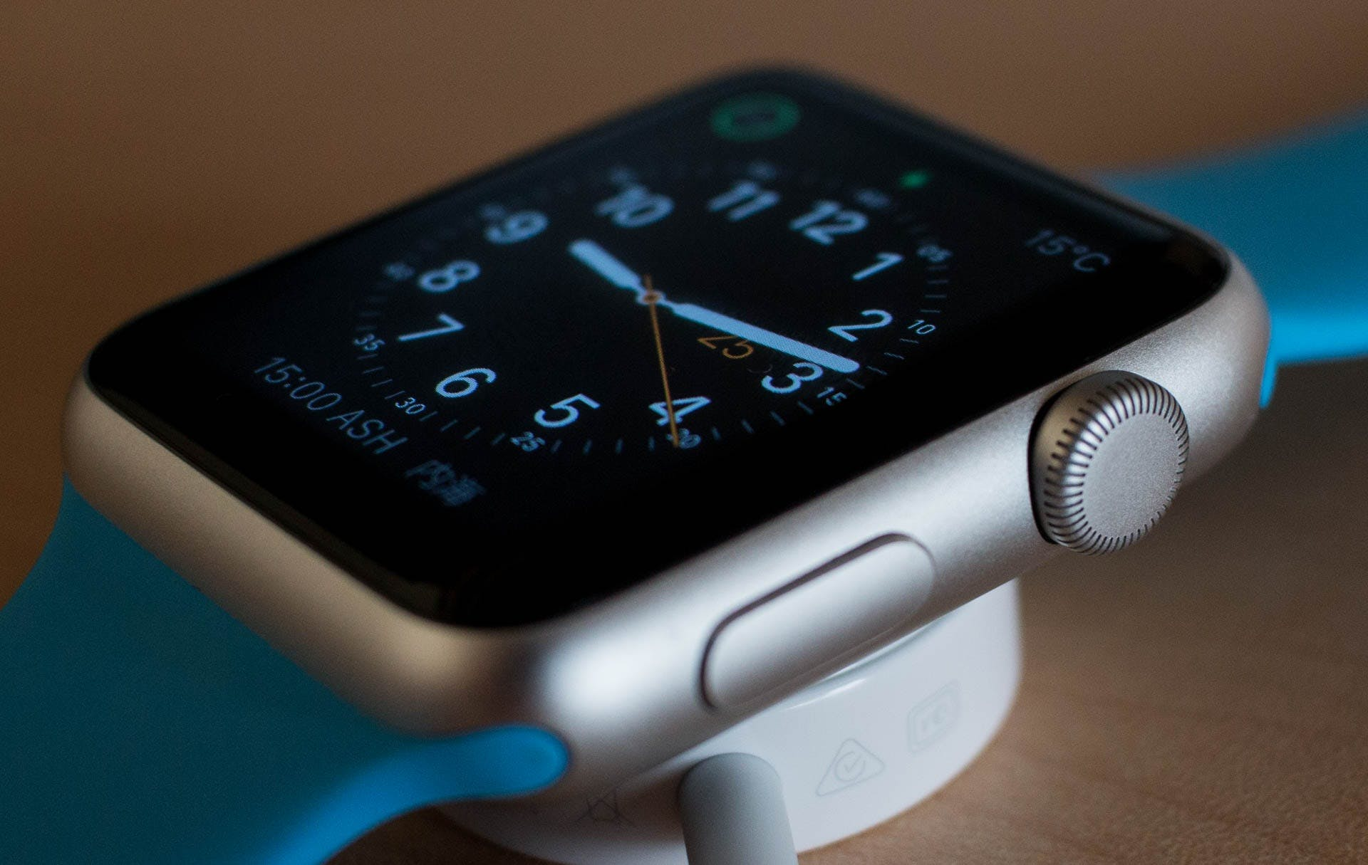 Selective Focus Photography of Apple Watch