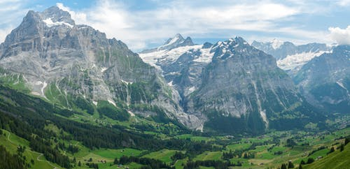 Free stock photo of countryside, europe, grindelwald, landscape