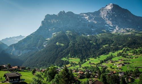 Gratis arkivbilde med dagslys, dagtid, fjell, fjellkjede