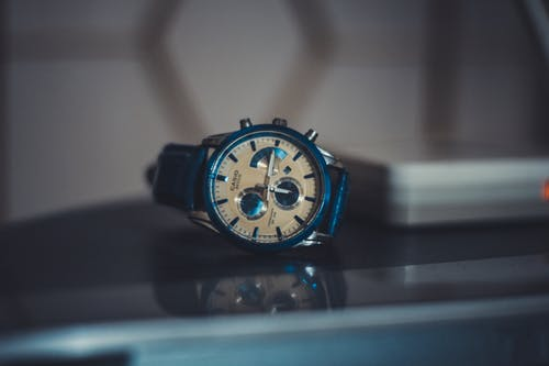 Free stock photo of analog watch, product photography