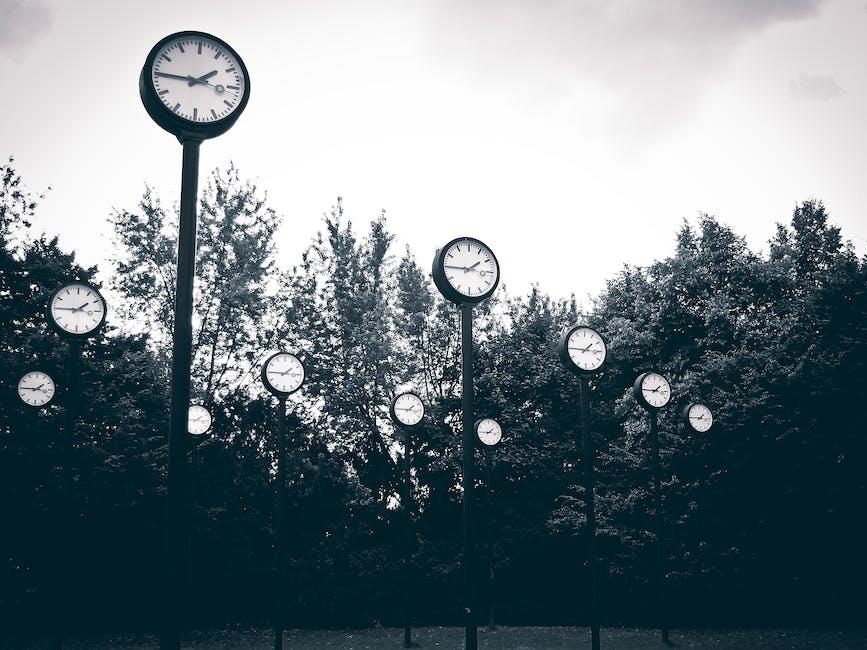art, city, clock