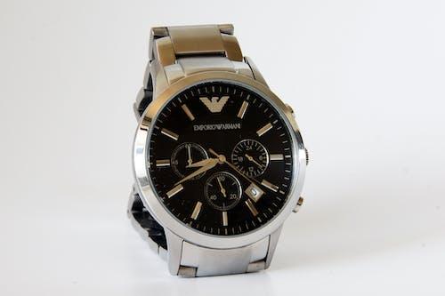emporio armani, 手錶, 時尚, 時間 的 免費圖庫相片