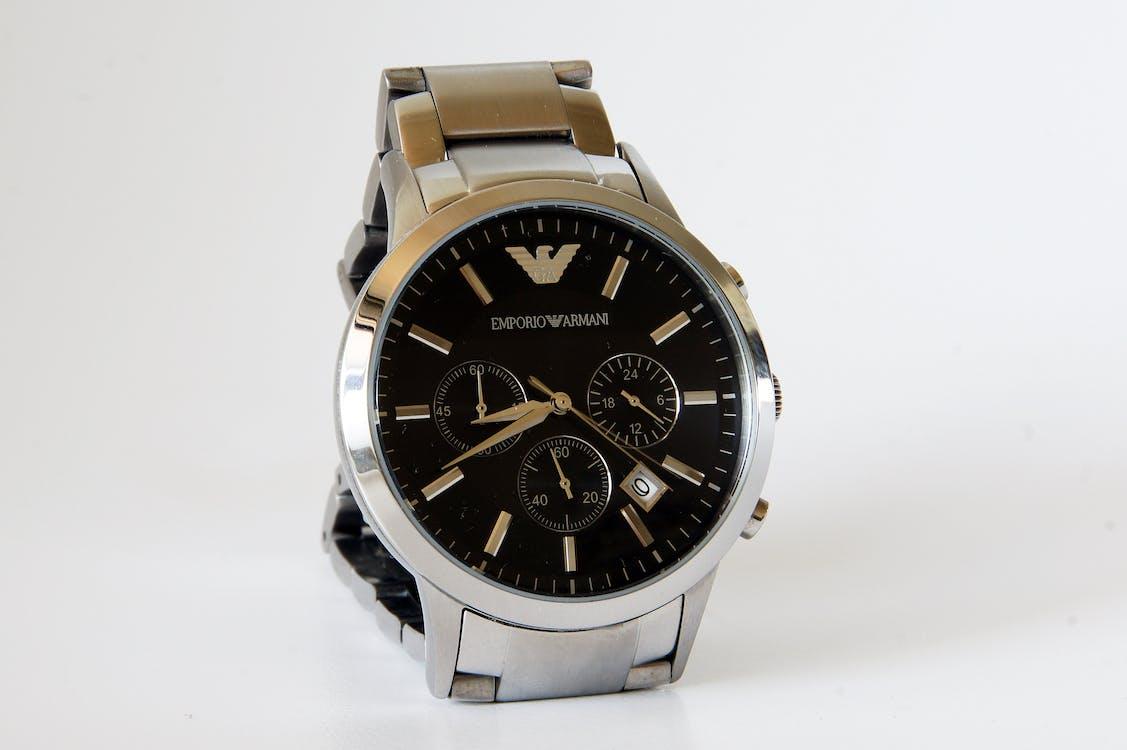 analog, bijuterie, ceas