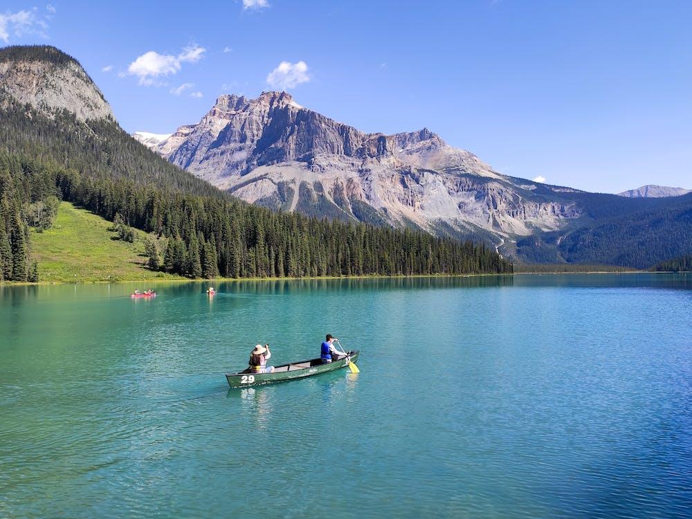 оборудованием, фото макета на тему горное озеро отлично подходит