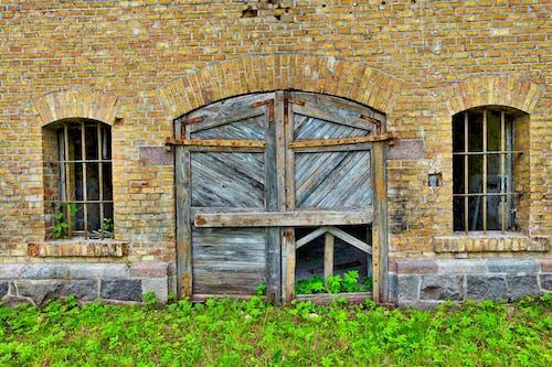 Foto stok gratis antik, Arsitektur, bata, berantakan