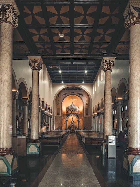 Photo of Church Building Interior