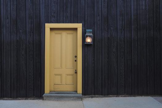Free stock photo of wood, light, street, exit