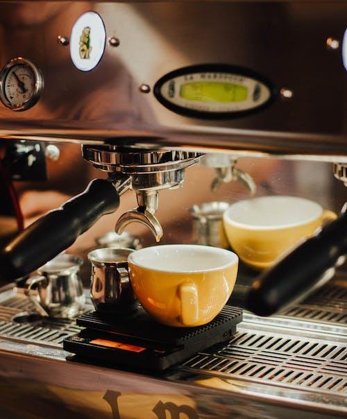 Imagine de stoc gratuită din atrăgător, băutură, cafea, cafetieră