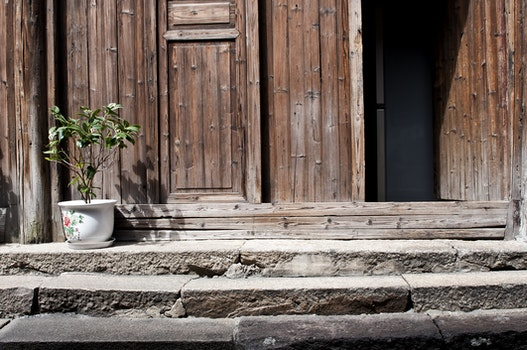 Free stock photo of wood, stairs, building, house