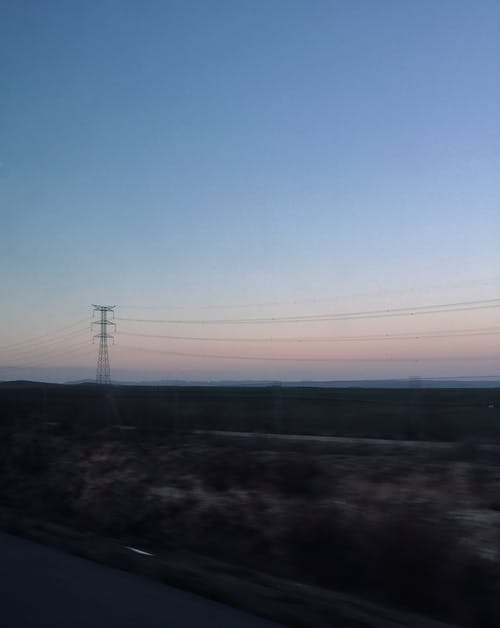 昏暗, 高速公路 的 免費圖庫相片