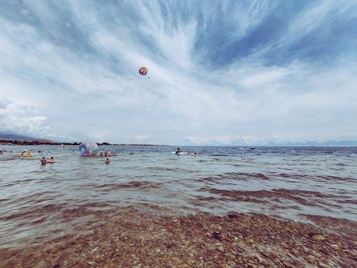 Kostnadsfri bild av dag, hav, himmelsblå