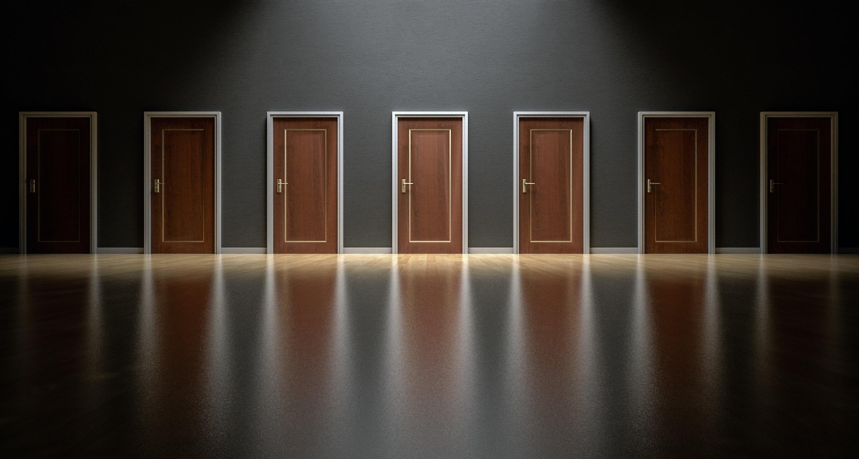 Door decision