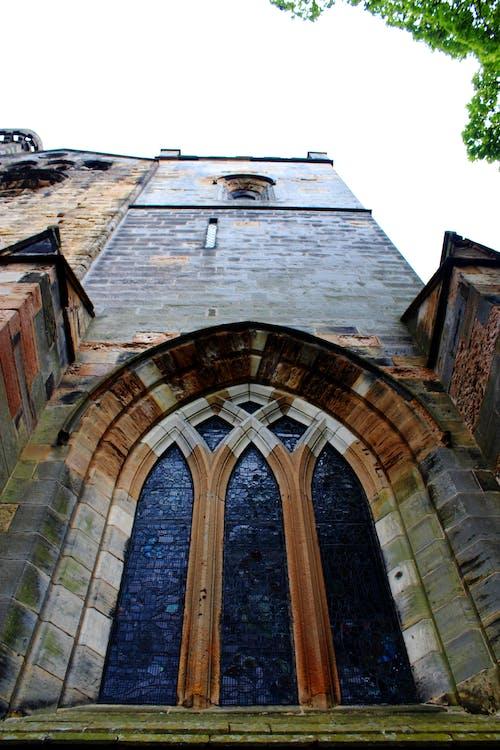 Foto profissional grátis de abadia, capela, dunfermline, escócia histórica