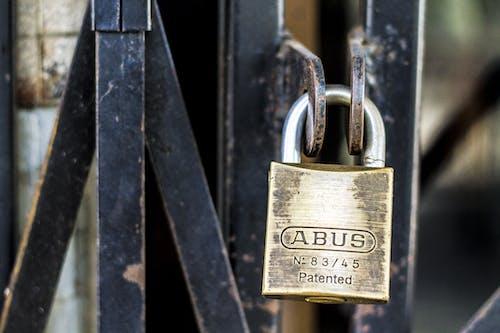 Ingyenes stockfotó acél, adatvédelem, ajtó, biztonság témában