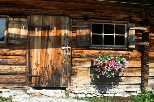 Free stock photo of wood, wall, house, vintage