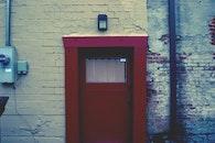 light, red, street