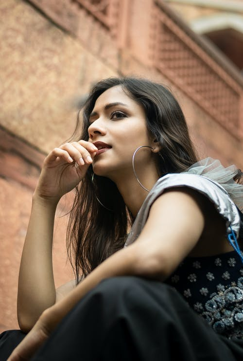 Free stock photo of delhi, fashion models, fashion photography, humayun