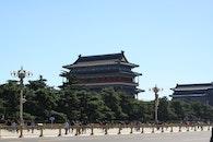 city, door, china