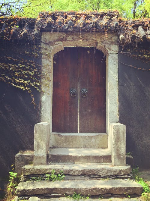 傳統, 入口, 古老的, 古董 的 免費圖庫相片
