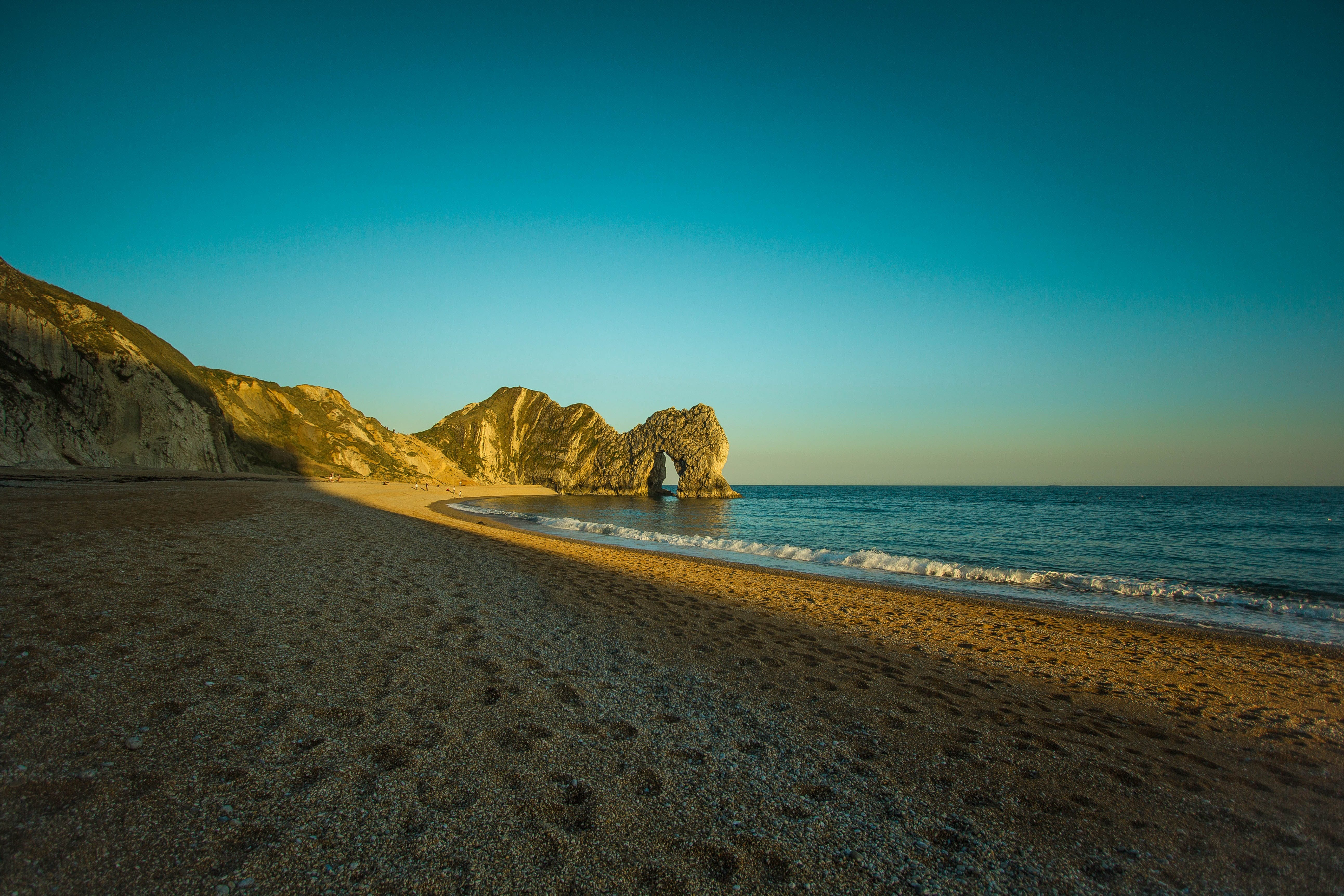 Free stock photo of ocean, united states of america, durdle door, dorset
