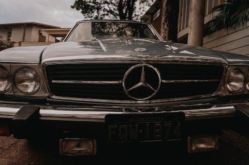 Gratis lagerfoto af biler, klassiske biler, mercedes, mercedes benz