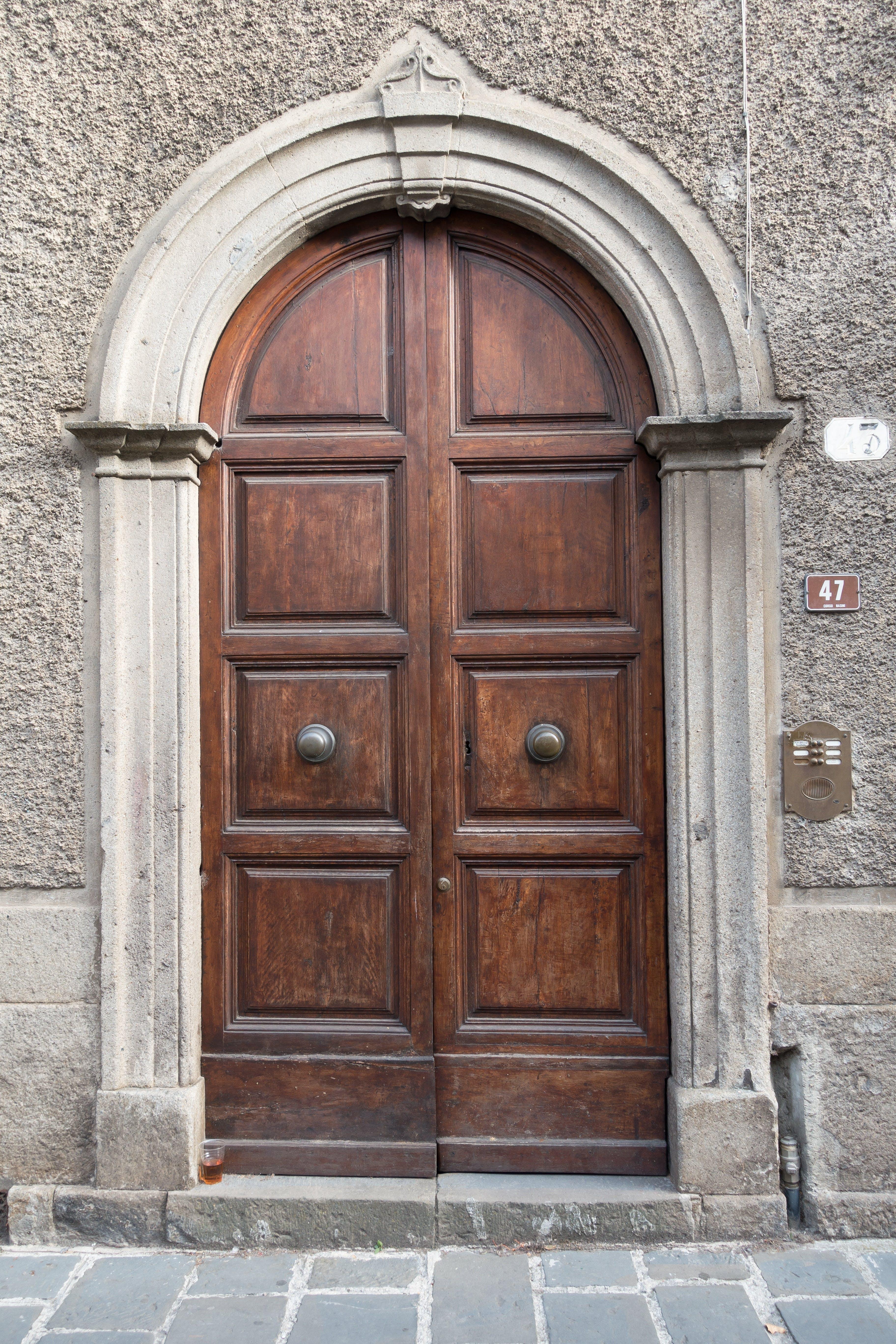 Free stock photo of wood, building, door, gate