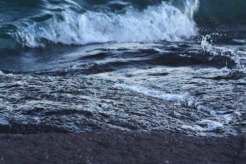Δωρεάν στοκ φωτογραφιών με ακτή του ωκεανού, γαλήνιος, γνέφω, γραφικός