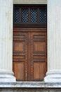 exit, architecture, door