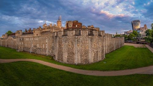 Foto d'estoc gratuïta de la torre de londres, Londres