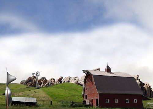 Δωρεάν στοκ φωτογραφιών με αγρόκτημα, δημιουργική φωτογραφία, σουρεαλισμός