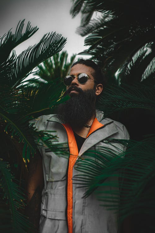 Fotobanka sbezplatnými fotkami na tému brada, bunda, editoriál, fotografovanie