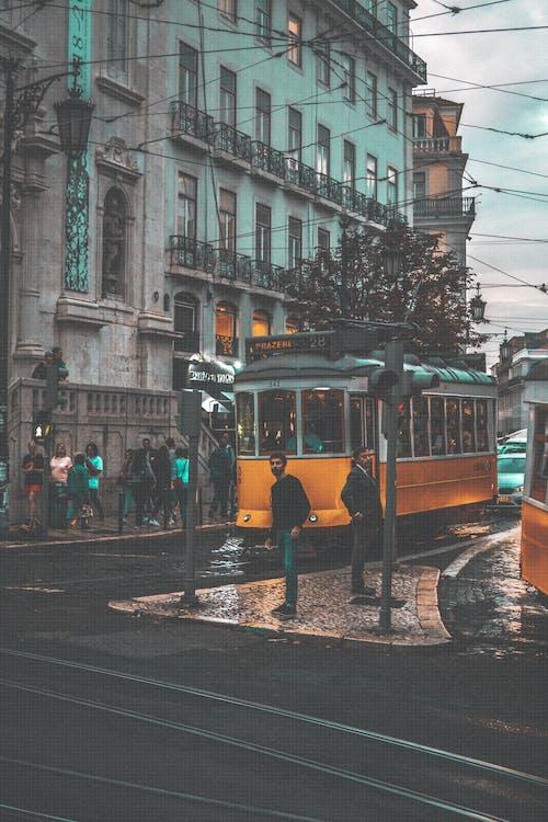 vintage, Άνθρωποι, αστικός