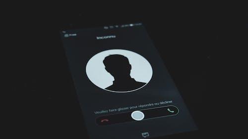 Foto profissional grátis de chamada, chamada telefônica, escuro, mistério