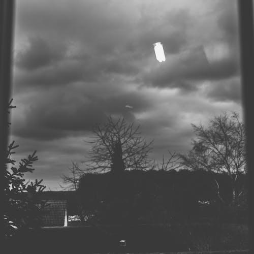 Foto profissional grátis de céu cinza, Céu escuro, escuro, formação de nuvens