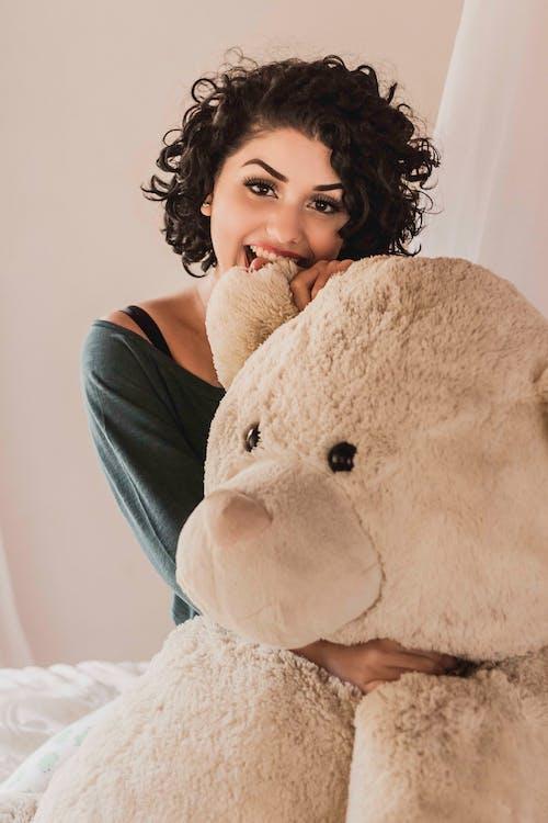 Foto stok gratis bagus, boneka beruang, cantik, indah