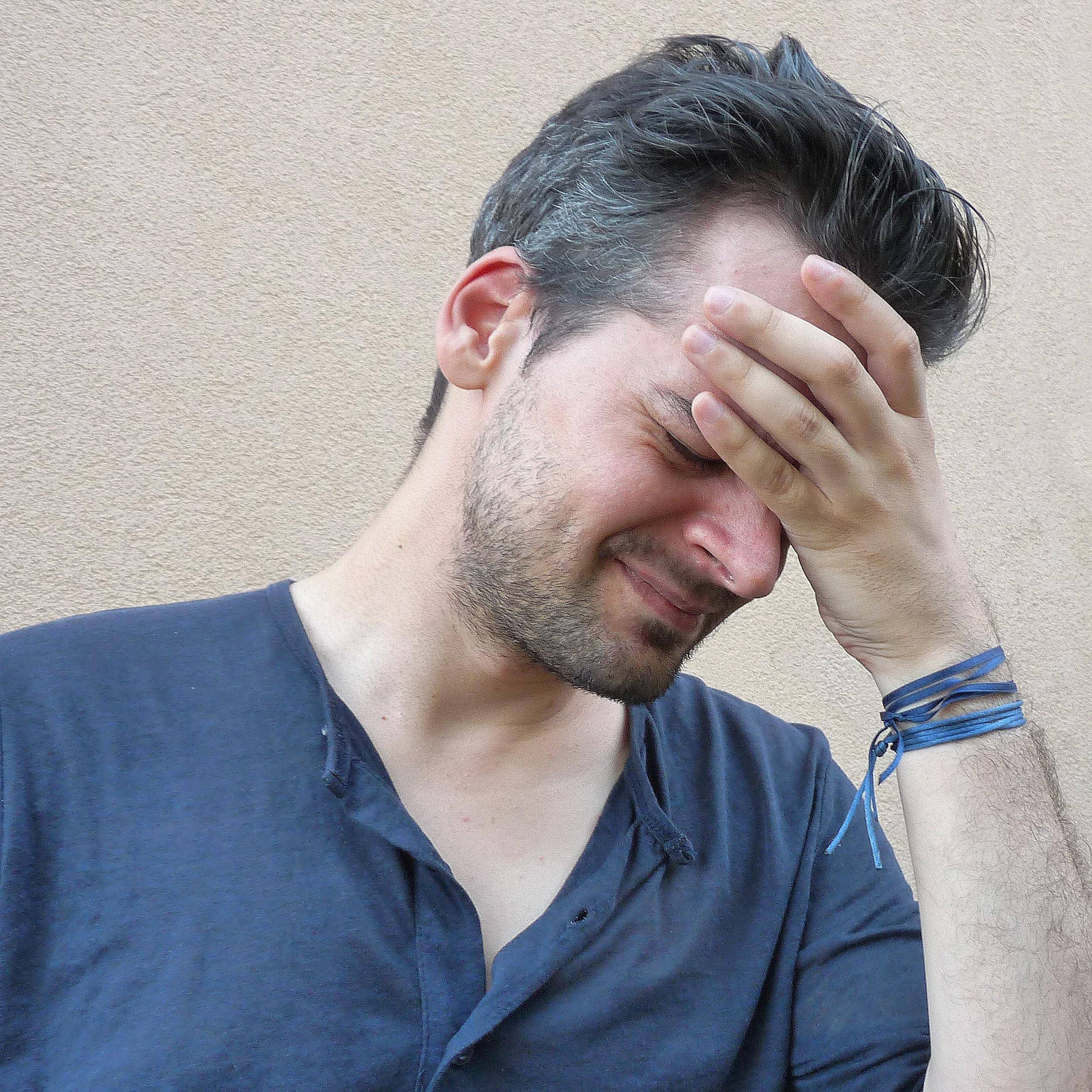 Free Stock Photo Of Headache Image Man