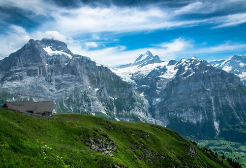 Základová fotografie zdarma na téma evropa, hora, krajina, malebný