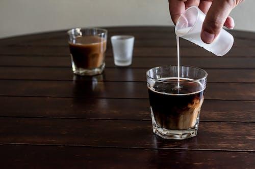 Photos gratuites de beau, boire, café, café crème