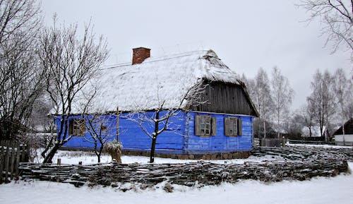 冬季, 棚屋 的 免費圖庫相片